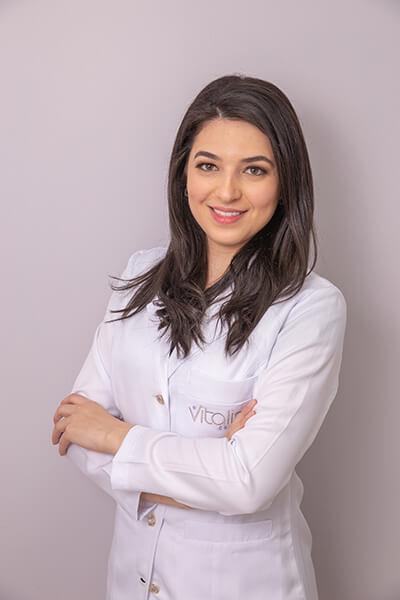Monique Vidor, Fisioterapeuta do Vitalis Center