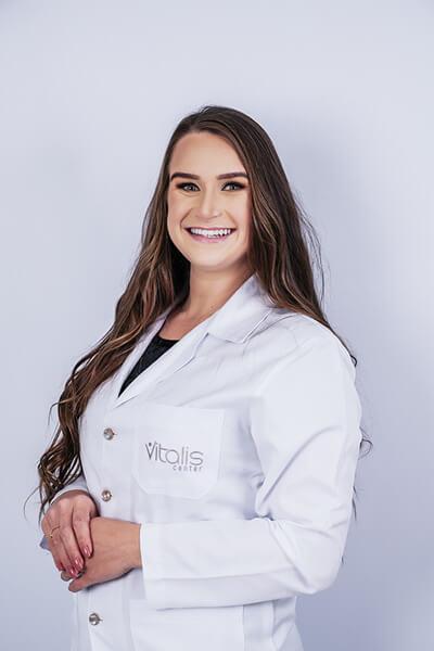 Tamara Saúl - Fisioterapeuta Vitalis Center
